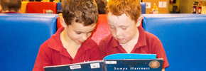 Book in for the Premiers' Reading Challenge