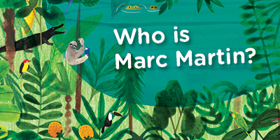 who is marc martin?
