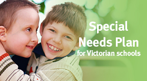 The Special Needs Plan logo.