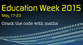 2015 Education Week logo.