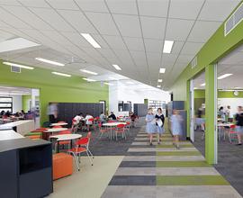 Sheffield School Interior Design on The Best Primary School Award Was Taken By James Deans   Associates