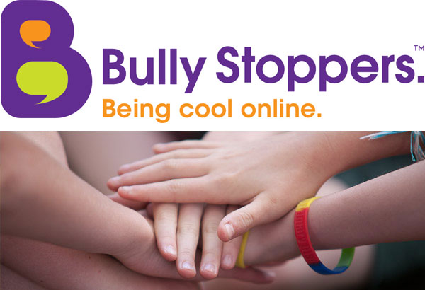 Bully Stoppers logo and photo