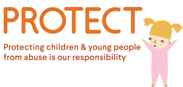 Protecting children and young people from abuse logo