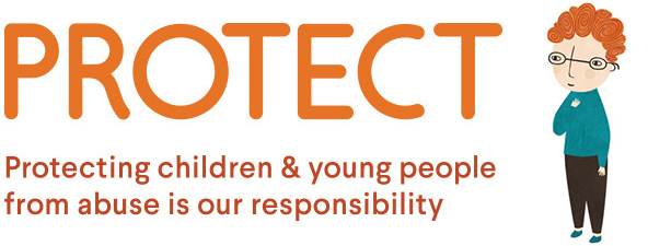 PROTECT - Child Safe Standards banner