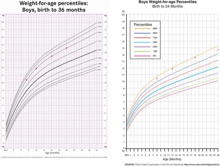 Growth Chart Baby Boys Gungozq Eye