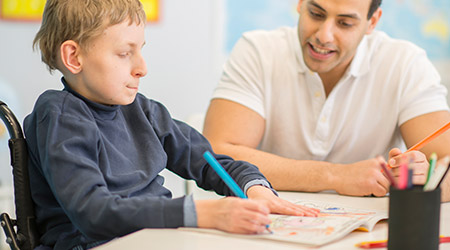 support for children with special needs
