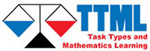 Task Types and Mathematics Learning (TTML) logo