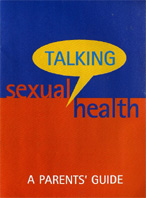 Talking Sexual Health Parents Guide booklet