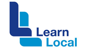 Learn Local logo.