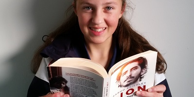 Reader's Review Competition winner — Zoe, Year 7