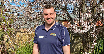 James from Bunyip Childcare Centre