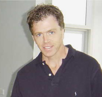 Image of author Michael Panckridge