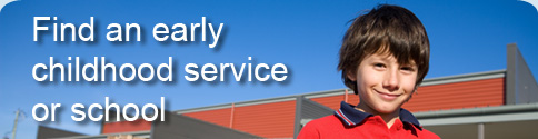 Find a School or Early Childhood Service